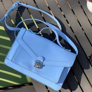 EUC🎉Powder blue hand bag
